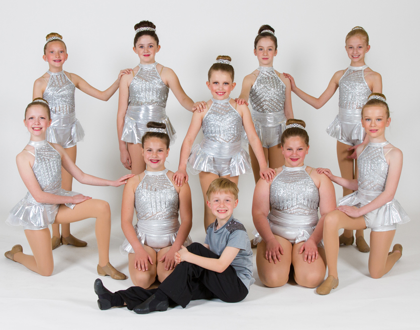 Dance Recital Photo Ballet