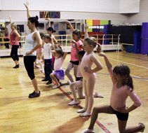 dance teacher northville mi