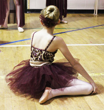 ballet training northville